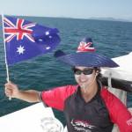 Aussie Day Great Barrier Reef