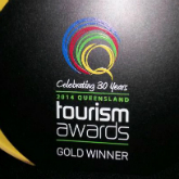 Passions Wins Qantas Award for Excellence in Sustainable Tourism