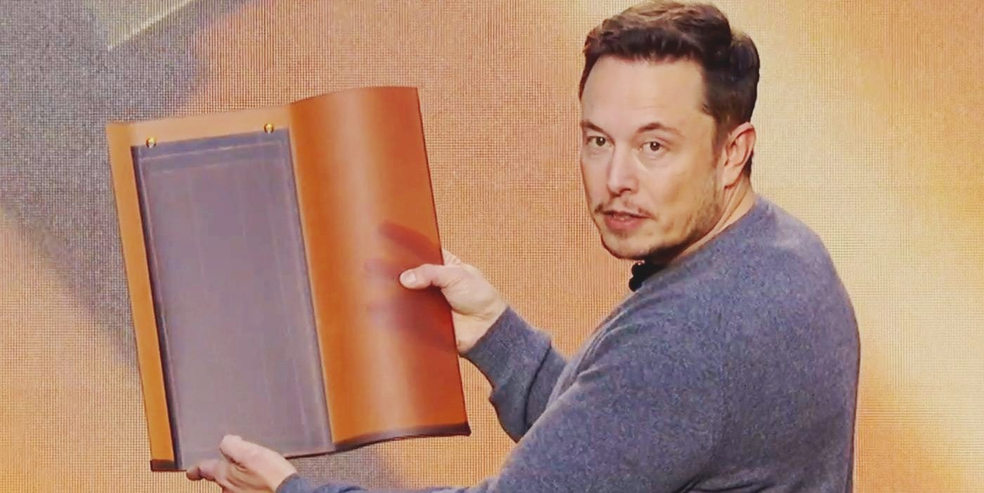 Spotlight: Elon Musk Wants to Raise the Roof on Sustainable Energy!