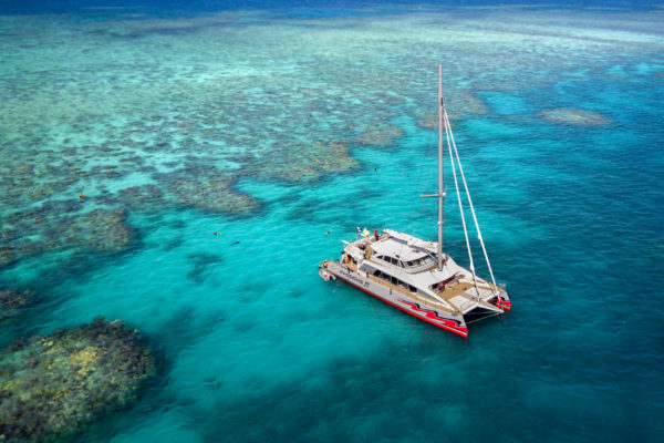 Passions of Paradise at the great barrier reef cairns