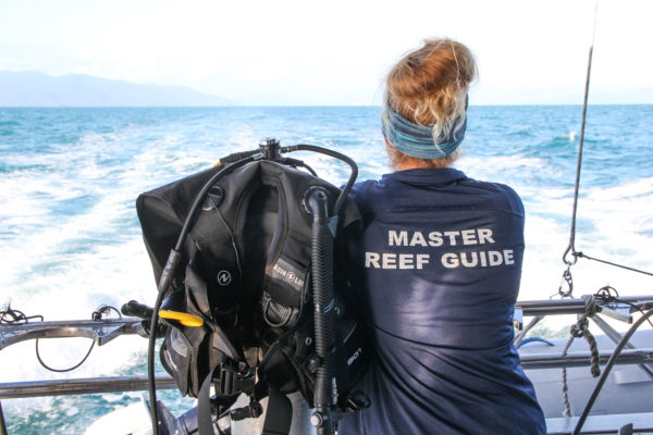 ECO-Tour-Coral-Nursery-and-Coral-planting-Tour-Passions-of-Paradise-Master-reef-guide-on-board